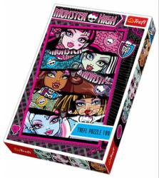 Trefl Monster High Szörnysuli 100 db-os (16203)