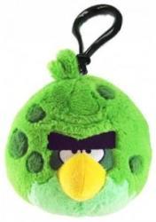 Commonwealth Toy Angry Birds Space Zöld madár hátizsákcsat