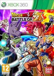 Namco Bandai Dragon Ball Z Battle of Z (Xbox 360)