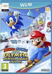 SEGA Mario & Sonic at the Olympic Winter Games Sochi 2014 (Wii U)