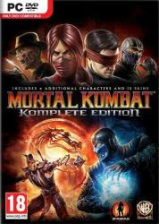 Warner Bros. Interactive Mortal Kombat (9) [Komplete Edition] (PC)