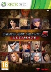Tecmo Dead or Alive 5 Ultimate (Xbox 360)