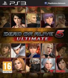 Tecmo Dead or Alive 5 Ultimate (PS3)