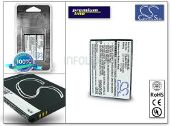 Utángyártott Samsung Li-Ion 1000 mAh EB494358VU