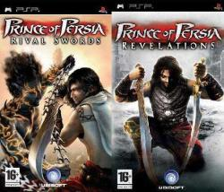 Ubisoft Prince of Persia Action Pack: Revelations + Rival Swords (PSP)