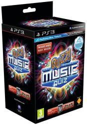 Sony Buzz! The Music Quiz (PS3)