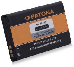 Utángyártott Nokia Li-Ion 1200 mAh BL-5C