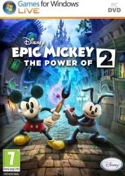 Disney Epic Mickey 2 The Power of Two (PC)