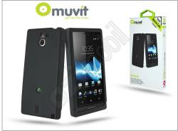 muvit Rubber Sony Xperia Sola MT27i