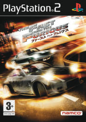 Namco Bandai The Fast and The Furious Tokyo Drift (PS2)