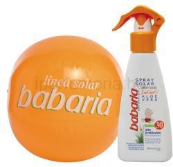 Babaria Sun Infantil napozó spray gyermekeknek SPF 30 - 200ml