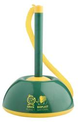 ICO Green ügyféltoll 0.8mm, zöld-sárga (ICGPP)