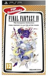Square Enix Final Fantasy IV The Complete Collection (PSP)