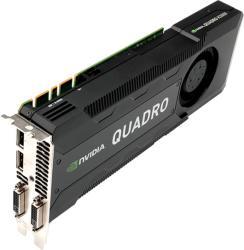 PNY Quadro K5000 4GB GDDR5 256bit PCIe (VCQK5000-PB)