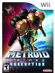 Nintendo Metroid Prime 3 Corruption (Wii)