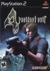 Capcom Resident Evil 4 (PS2)