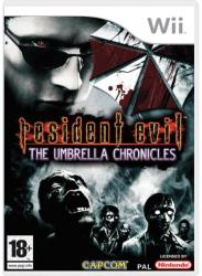 Capcom Resident Evil The Umbrella Chronicles (Wii)