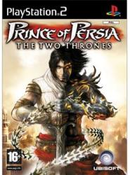 Ubisoft Prince of Persia The Two Thrones (PS2)