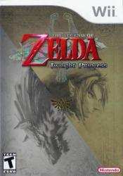 Nintendo The Legend of Zelda Twilight Princess (Wii)