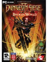 2K Games Dungeon Siege II Broken World (PC)
