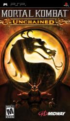 Midway Mortal Kombat Unchained (PSP)