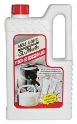 Well Done Vízkő- és rozsdaoldő háztartási tisztítószer 1L