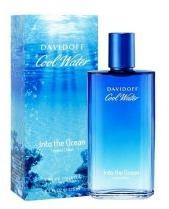 Davidoff Cool Water Into The Ocean Man EDT 125ml Tester