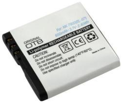 Utángyártott Nokia Li-polymer 650 mAh BL-6P