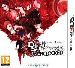 Atlus Shin Megami Tensei Devil Survivor Overclocked (3DS)