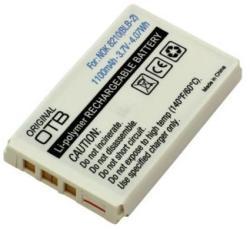 Utángyártott Nokia Li-ion 900 mAh BLB-2