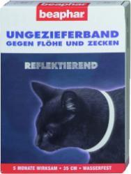 Beaphar Bolhanyakörv macskáknak fluoreszkálós 35cm