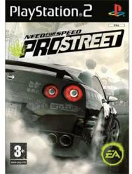 Electronic Arts Need for Speed ProStreet (PS2)