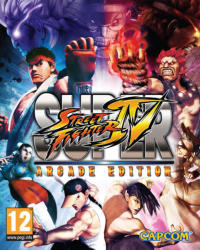 Capcom Super Street Fighter IV [Arcade Edition] (PC)