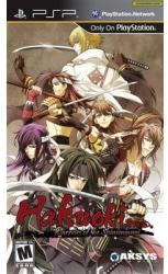 Aksys Hakuoki Warriors of the Shinsengumi (PSP)