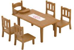 Sylvanian Families Ebédlő asztal szett