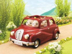 Sylvanian Families Piros Családi autó
