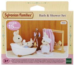Sylvanian Families Fürdő és zuhanyzó készlet