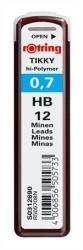 rOtring 0.7mm HB (12 szál)