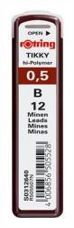 rOtring 0.5mm B (12 szál)