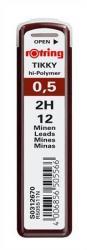 rOtring 0.5mm 2H (12 szál)
