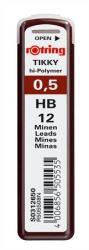 rOtring 0.5mm HB (12 szál)