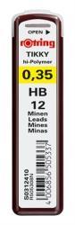 rOtring 0.3mm HB (12 szál)