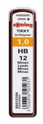 rOtring 1mm HB (12 szál)