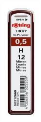 rOtring 0.5mm H (12 szál)
