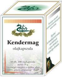Zafír Kendermag olajkapszula 60db