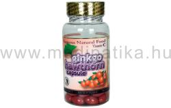 Dr. Chen Ginkgo és galagonya kapszula C-vitaminnal 100db