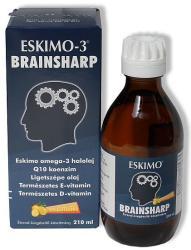 Eskimo-3 Brainsharp halolaj 210ml