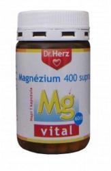 Dr. Herz Magnézium 400 Supra kapszula - 60 db