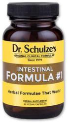 dr. Schulze Béltisztító 1. formula 90db kapszula