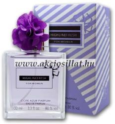 Cote D'Azur Highline Fresh Women EDP 100ml